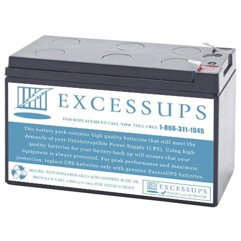 Opti-UPS TS500B Replacement Battery