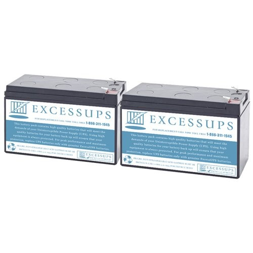 MGE Nova 1100 AVR Replacement Battery Set