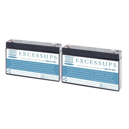 MGE Pulsar ES4 Battery Set
