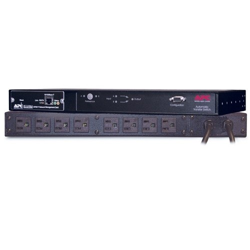AP7750 APC Rack-mount Transfer Switches