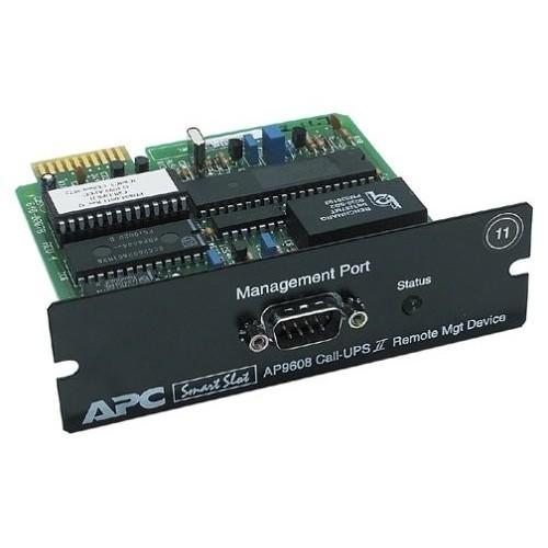 AP9608 Out-of-Band Management SmartSlot Card