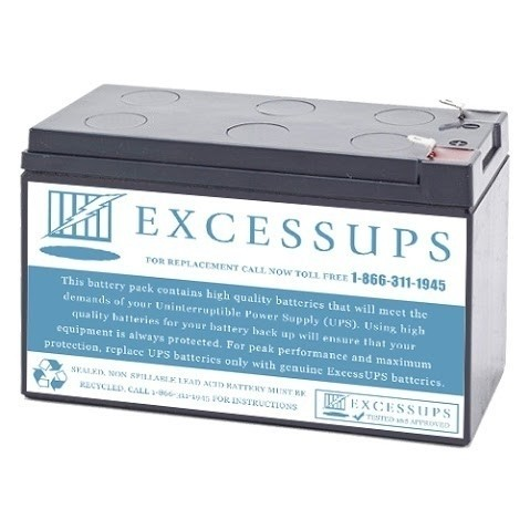 UPSBatteryCenter BE450G APC Back-UPS 450VA BE450G Compatible Battery Replacement