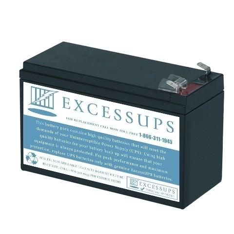 APC Back-UPS ES 750VA BE750G Replacement Battery