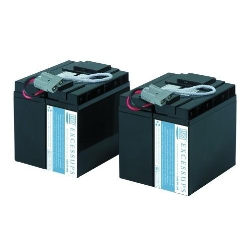 APC Smart UPS 2200VA LCD 120V SMT2200 Battery Set