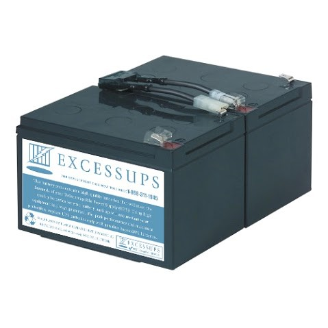 APC RBC6 Replacement Battery Pack
