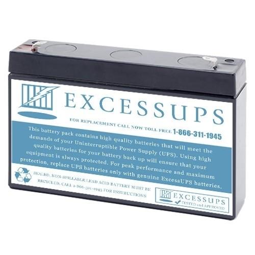 Tripp Lite HTR07-1U Battery