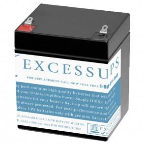 Eaton Powerware PW3105-500VA Battery