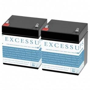 MGE Ellipse 650 Battery Set