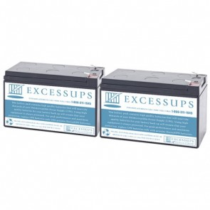 Alpha Technologies ALI Elite 700XL-RM (017-747-87) Battery Set