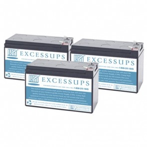 MGE EXRT 1000 Battery Set