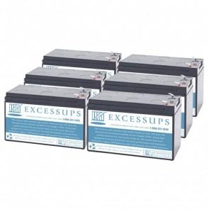 MGE EXRT 1000 EXB Battery Set