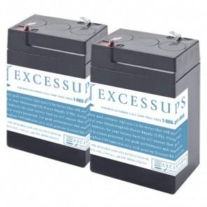 MGE Pulsar S2 Battery Set