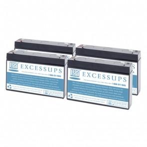 MGE Pulsar Evolution 800 Rack Battery Set