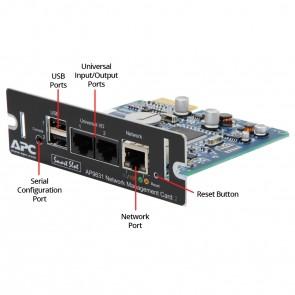 APC AP9631 NETWORK MANAGEMENT CARD 2 - Refurbished