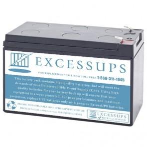 BP280SX116- Battery forAPC Back UPS Pro 280VA w/L5-15R