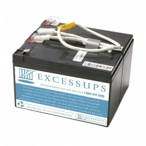 APC Smart UPS 600VA SU600 Battery Pack