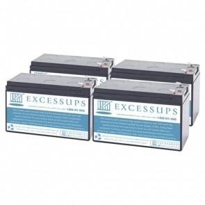 APC Smart UPS RT 1000VA RM SURT1000RMXLI Battery Set