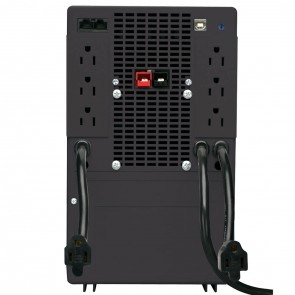 Tripp Lite OmniVS 1500VA 940W OMNIVS1500XL Line-Interactive UPS, Extended Run, Tower, USB - Refurbished